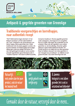 antipasti&gegrildegroenten
