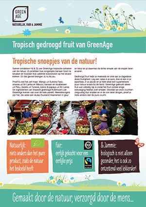 tropischgedroofdfruit